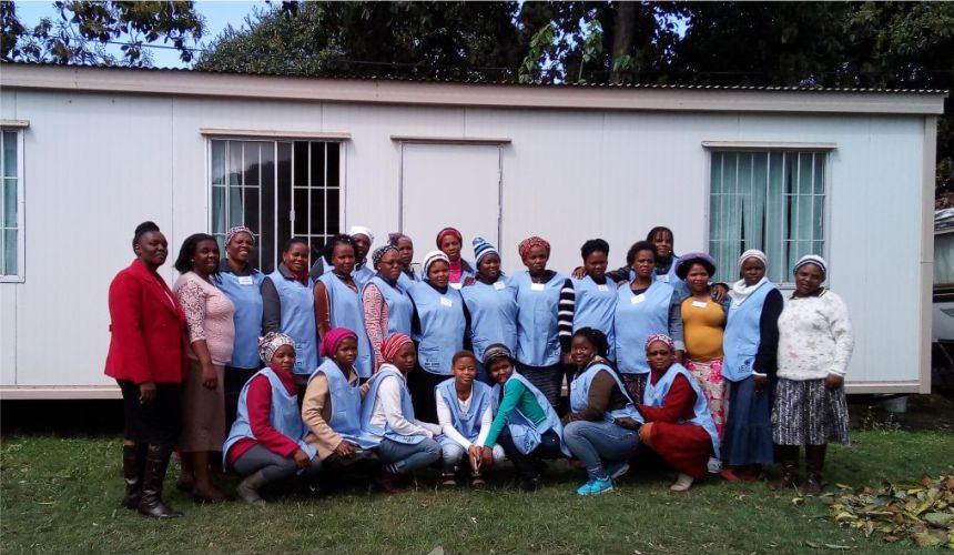 National Certificate: Community Health Work